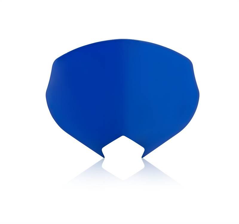 Mascherina portafaro Acerbis LED VISION blu