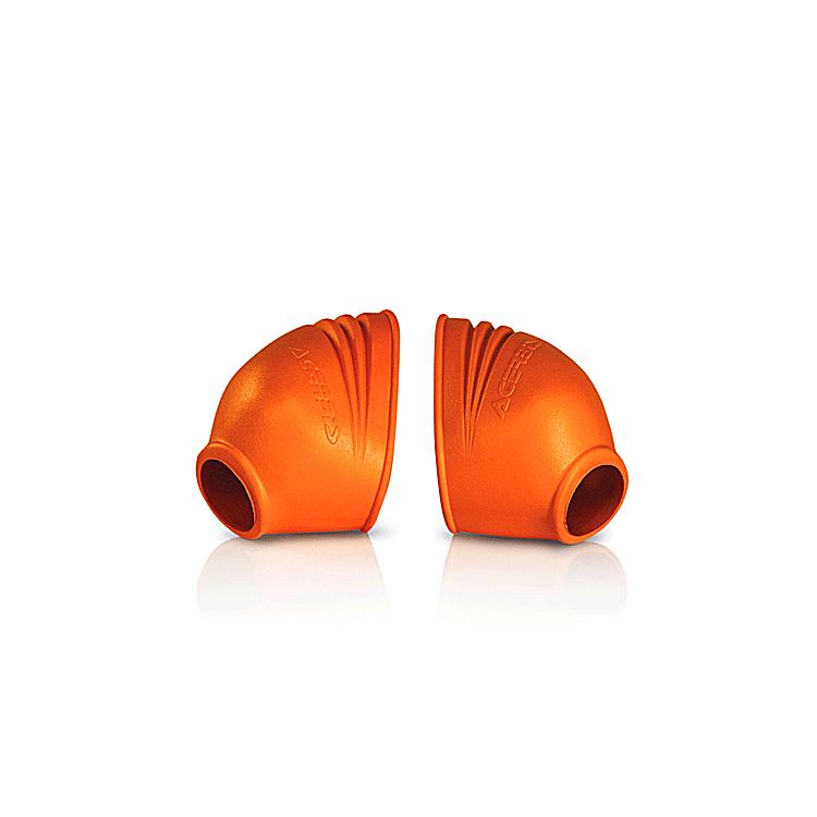 Protezioni in gomma Acerbis per pedane poggiapiedi cross enduro 1