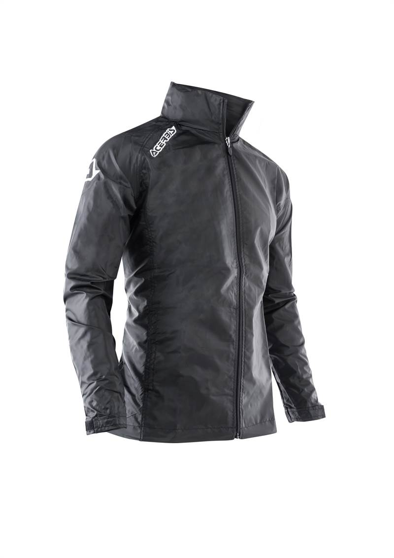 TSUNAMI Rain Jacket black