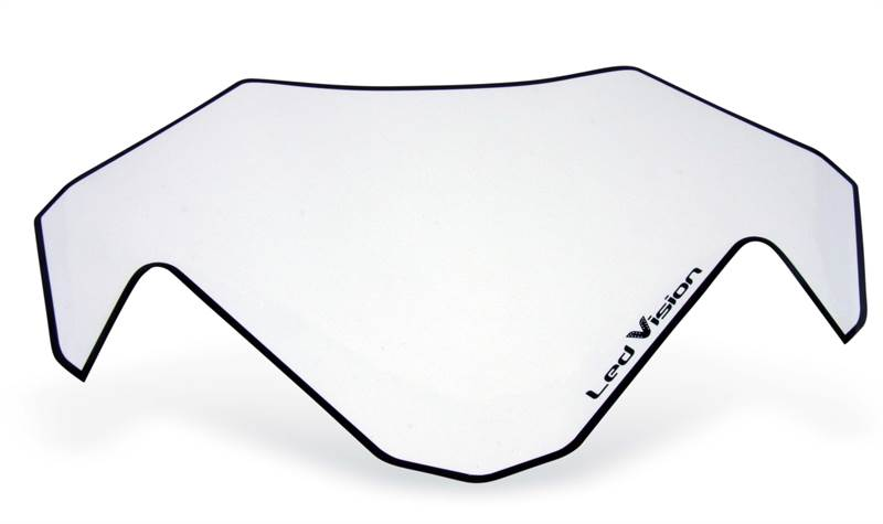 Adesivo per mascherina portafaro Acerbis LED VISION 1
