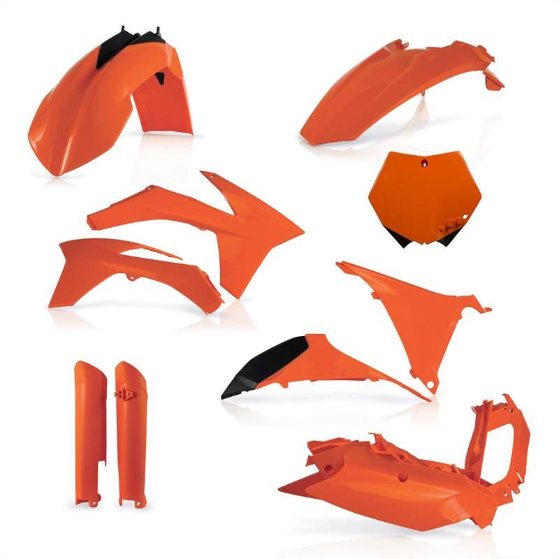 SX-F 250//350//450 replica 15 ACERBIS PLASTICA-KIT Full-KIT KTM SX 125//150//250