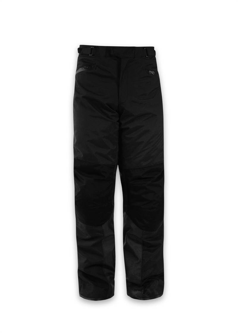 Jeans da moto Spidi con protezioni RONIN Nero