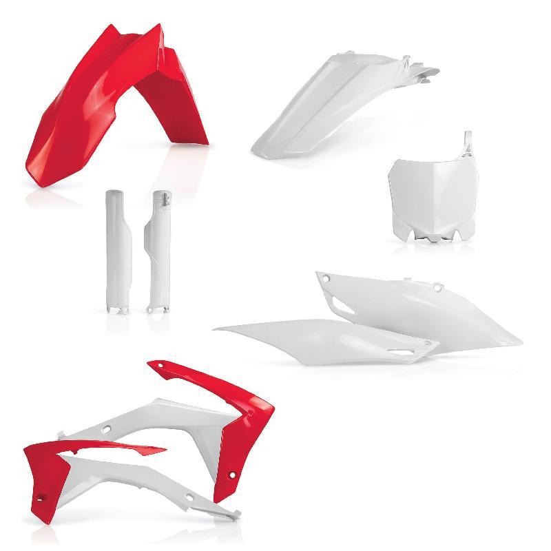 FULL KIT PLASTICHE Acerbis HONDA CRF-R 250 2011 2013 CRF-R 450 2011 2012