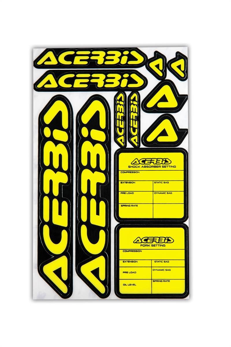 KIT Decal Logo ACERBIS 2