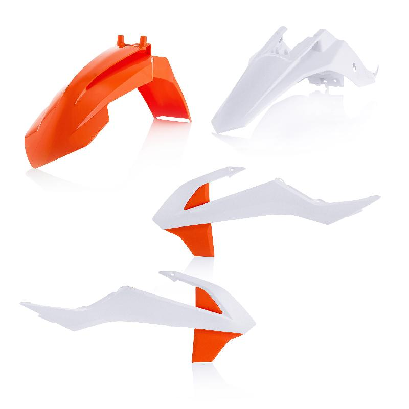 Giacca enduro Alpinestars VENTURE R Orange Blue