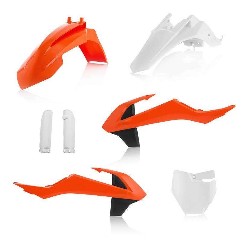 FULL KIT PLASTICHE Acerbis KTM EXC EXC-F 2016