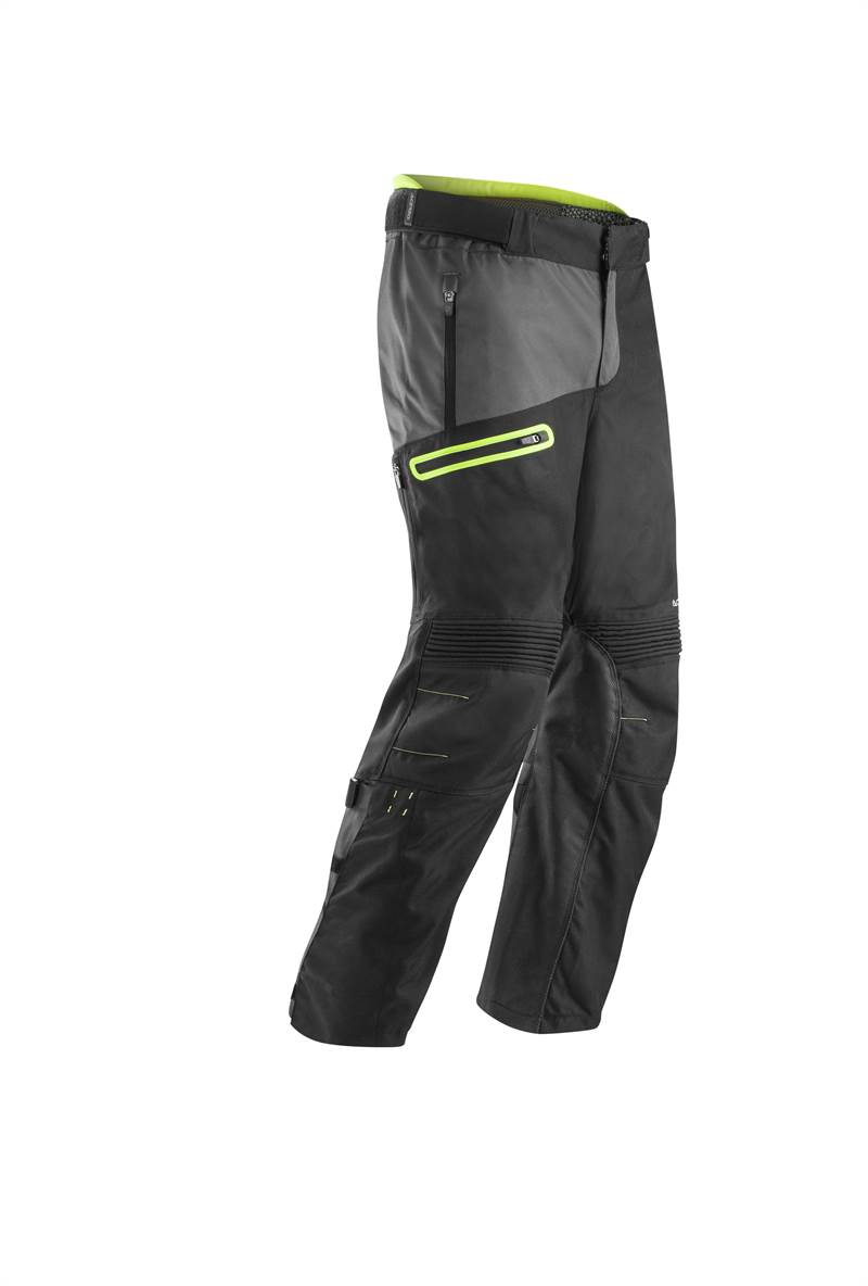 BAJA Pants black/white