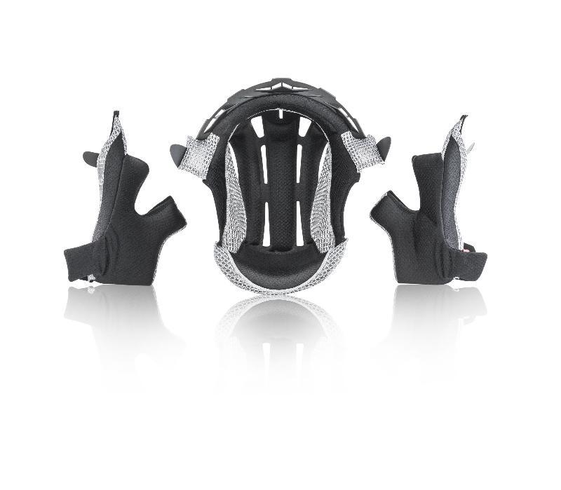 Imbottittura casco IMPACT CARBON 3.0 Acerbis
