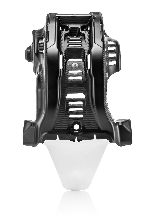 Paramotore in carbonio CMT per Husqvarna FC 450 2016 2017 2018 cod.000331