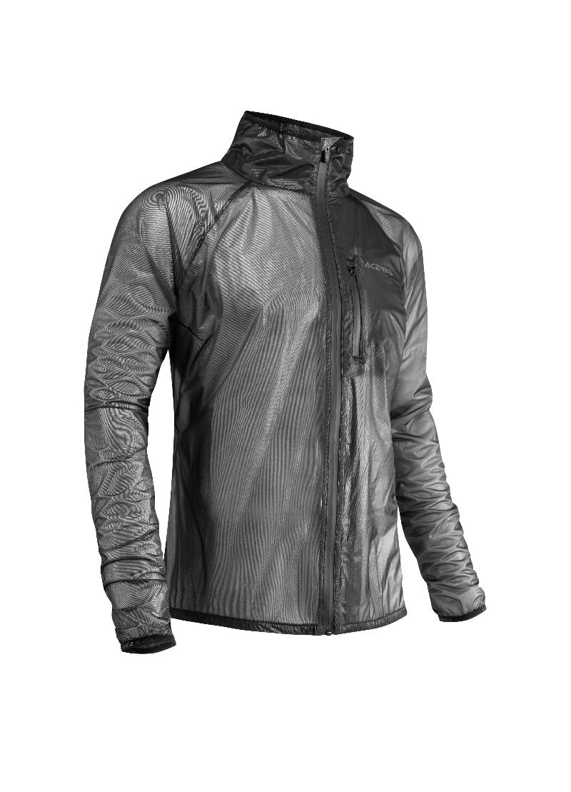 Giacca antiacqua trasparente bambino Acerbis RAIN TRANSPARENT 3.0 KID Jacket