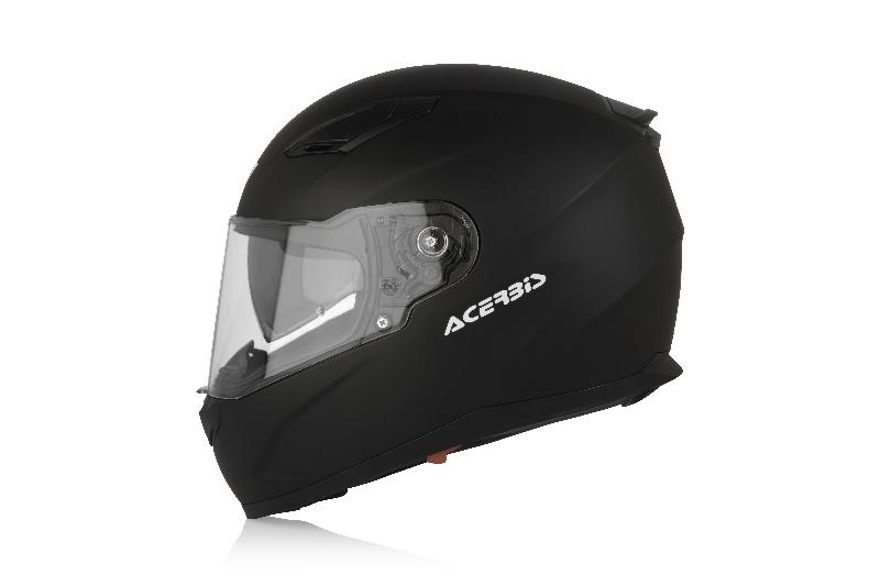 CASCO INTEGRALE X-STREET FS-816 NERO ACERBIS 5
