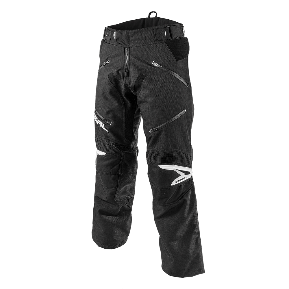 BAJA Pants black/white 2