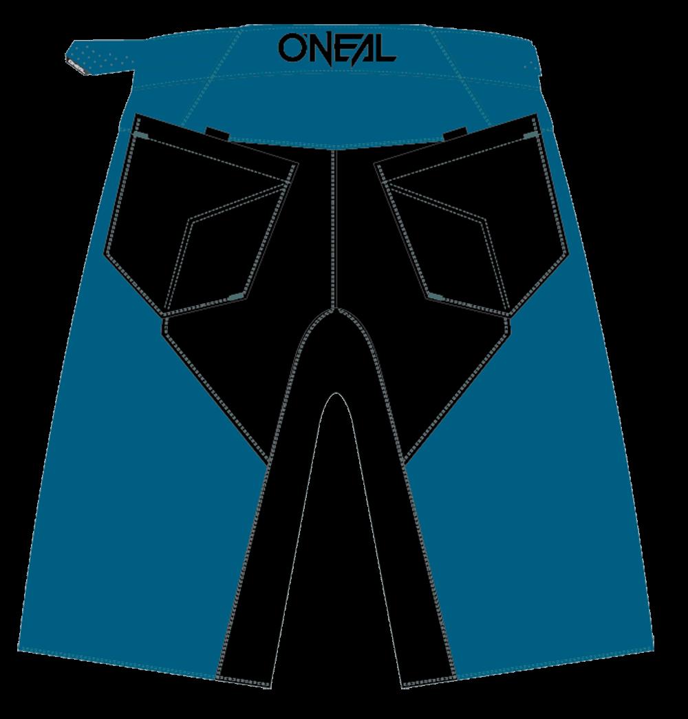 ALL MOUNTAIN CARGO Shorts blue 1