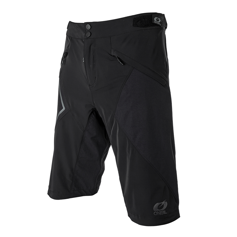 ALL MOUNTAIN MUD Shorts black 2