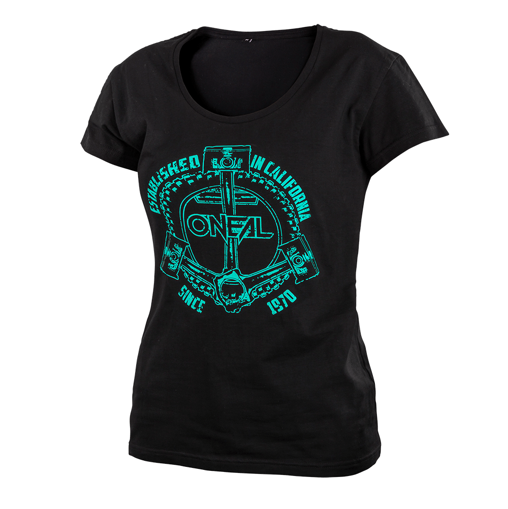 Anchor Girls T-Shirt black 2