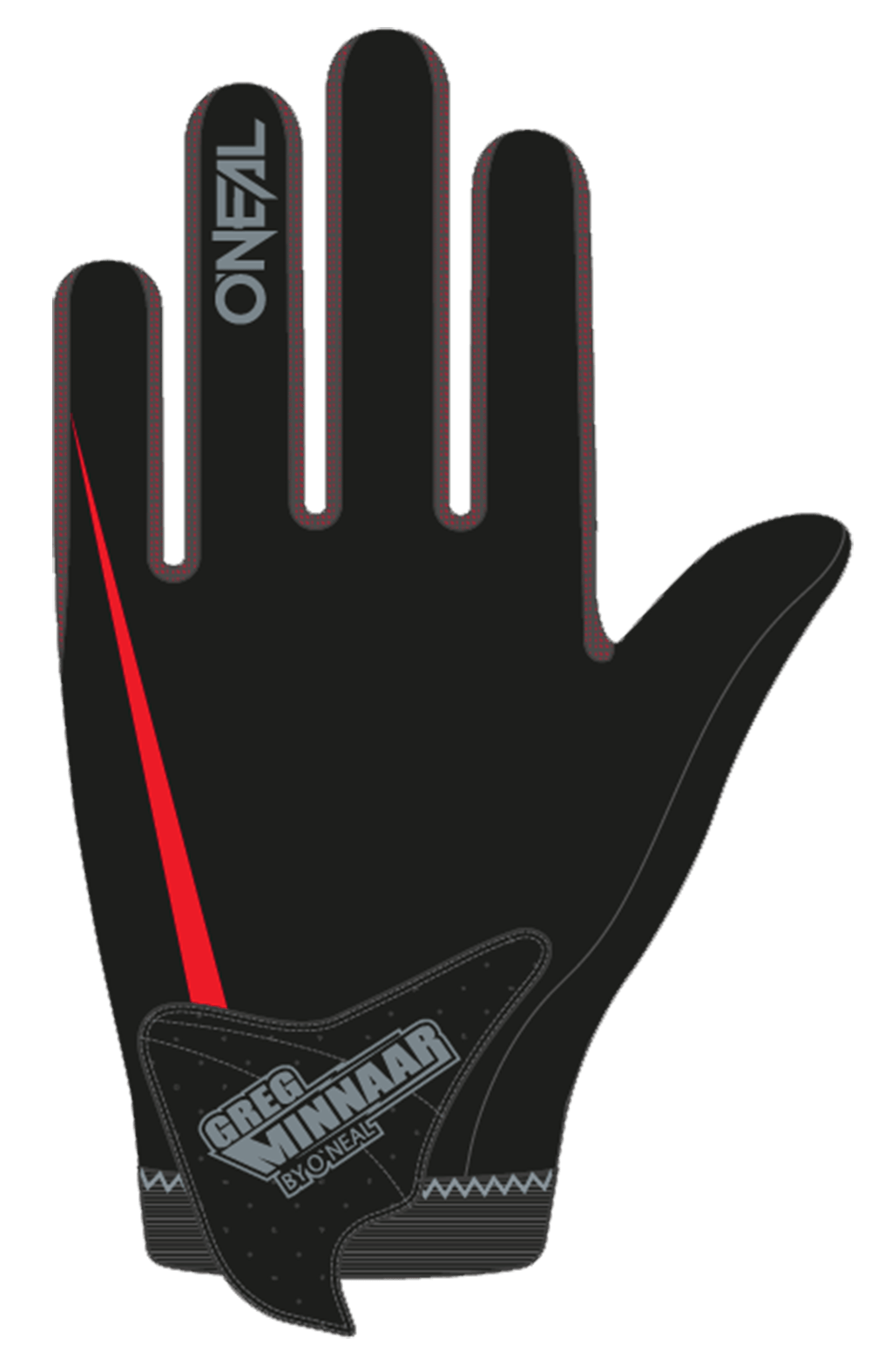 ELEMENT Women's Glove black/pink