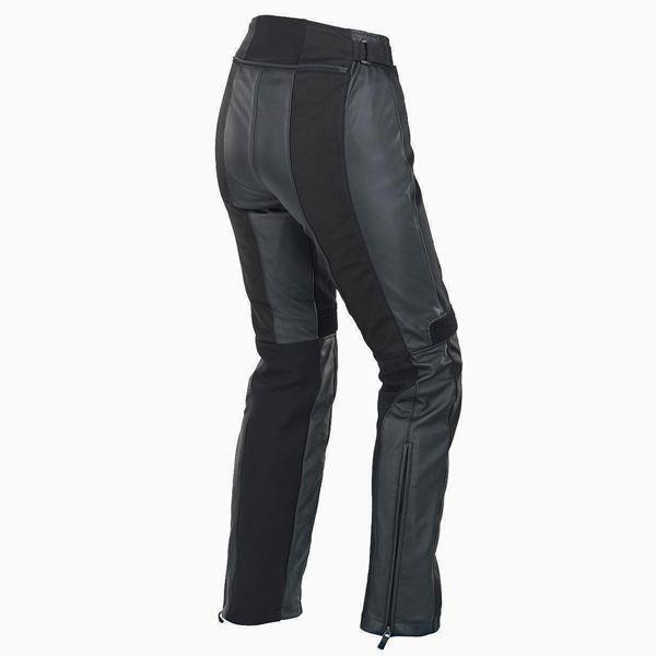 Pantaloni moto Donna pelle Spidi TEKER LADY 2