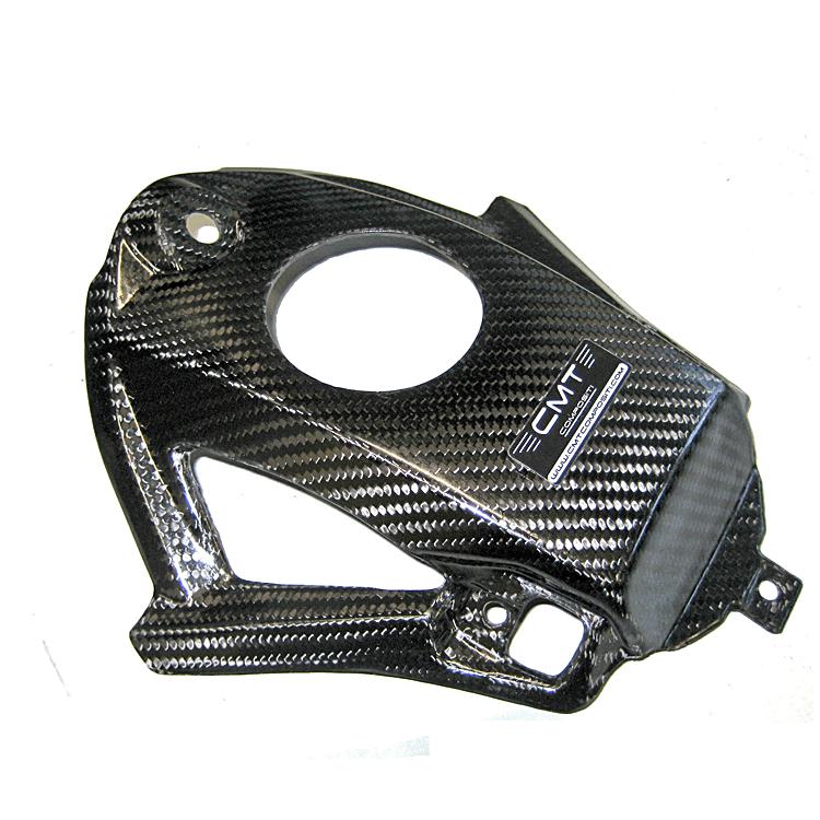 Protezioni paracalore in carbonio CMT per collettore scarico Yamaha YZF WRF 250 450 cod.000417