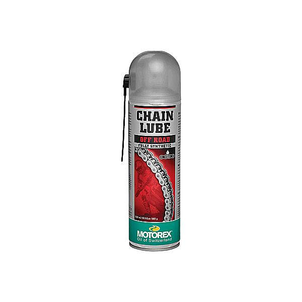 Pulitore catena MOTOREX Chain Clean Degreaser