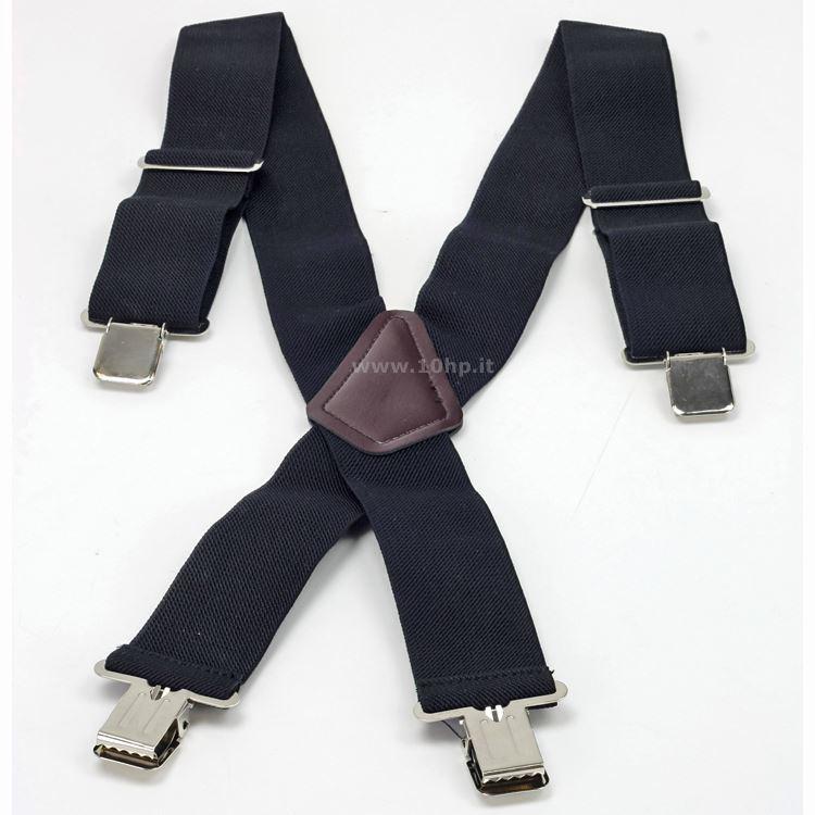 Bretelle per pantaloni moto 1