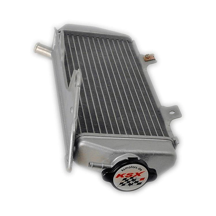 Radiatore destro KSX per Husqvarna TC 125 250 FC 250 350 450 TE 125 250 300 FE 250 350 450 501