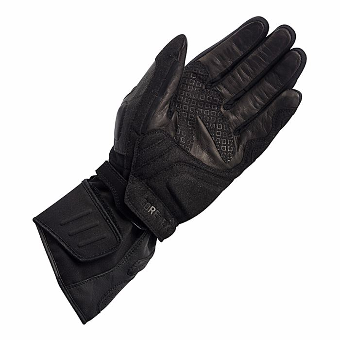 Guanti moto in pelle con protezioni Alpinestars GTS X-Trafit® Gore-Tex® impermeabili 2