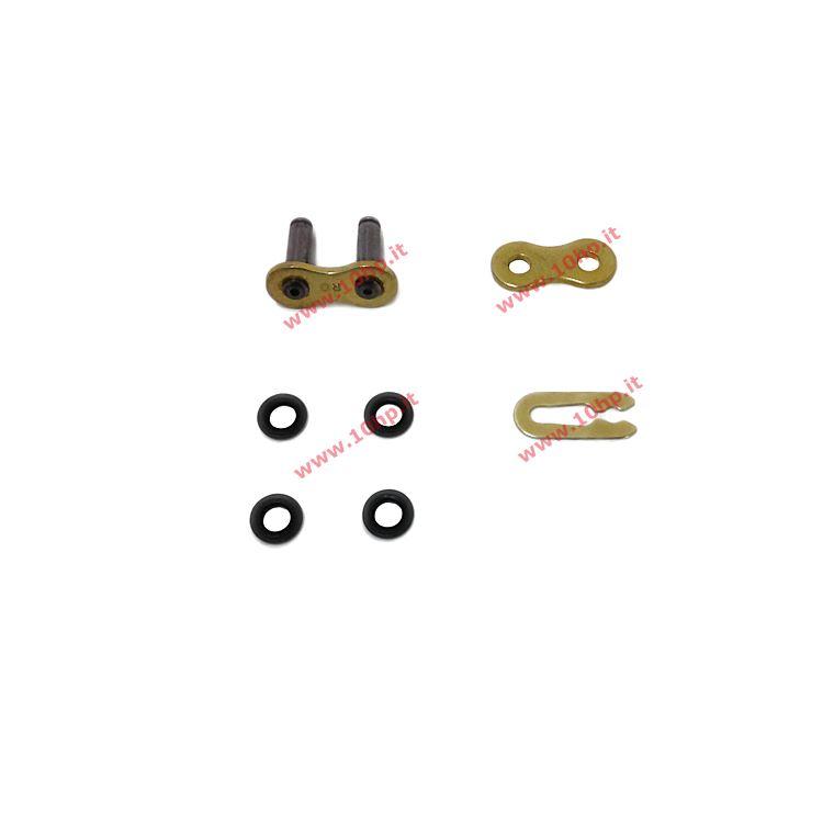 Falsa maglia a ribadire CZ 520 M Xring con O-ring