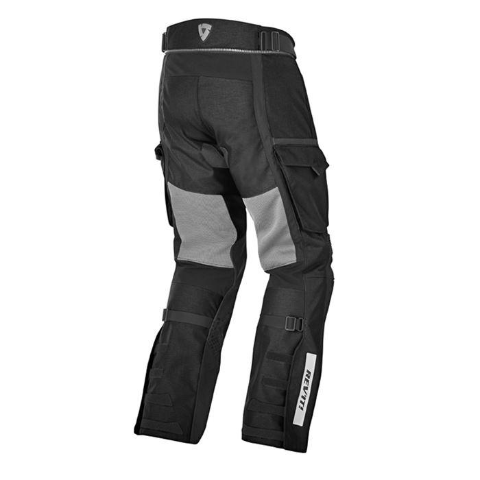 Pantaloni moto Rev'it CAYENNE PRO nero 2