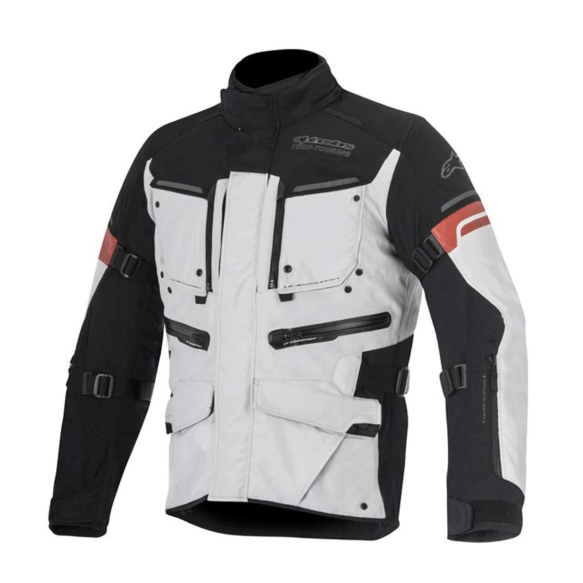 Giacca moto Rev'it DEFENDER PRO GORE-TEX® antracite-nero