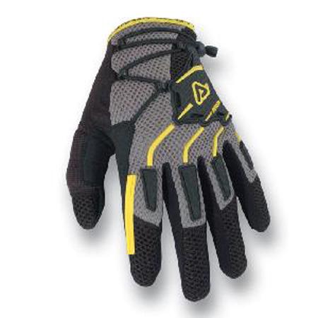 JUMP Glove SHOCKER Black/Neon Yellow