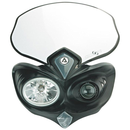 Adesivi per mascherine portafaro DIAMOND e CYCLOPE