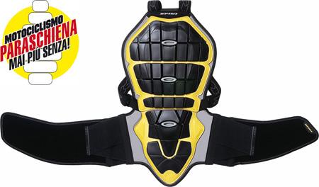 Protezione schiena Spidi BACK WARRIOR (h 170/180)