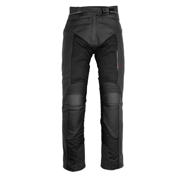 Pantaloni pelle ventilati Donna GEAR LADY Rev'it 1