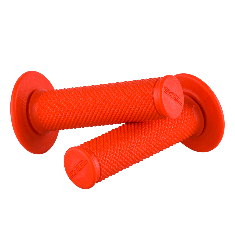 Manopole cross O'Neal MX Grip DIAMOND neon orange