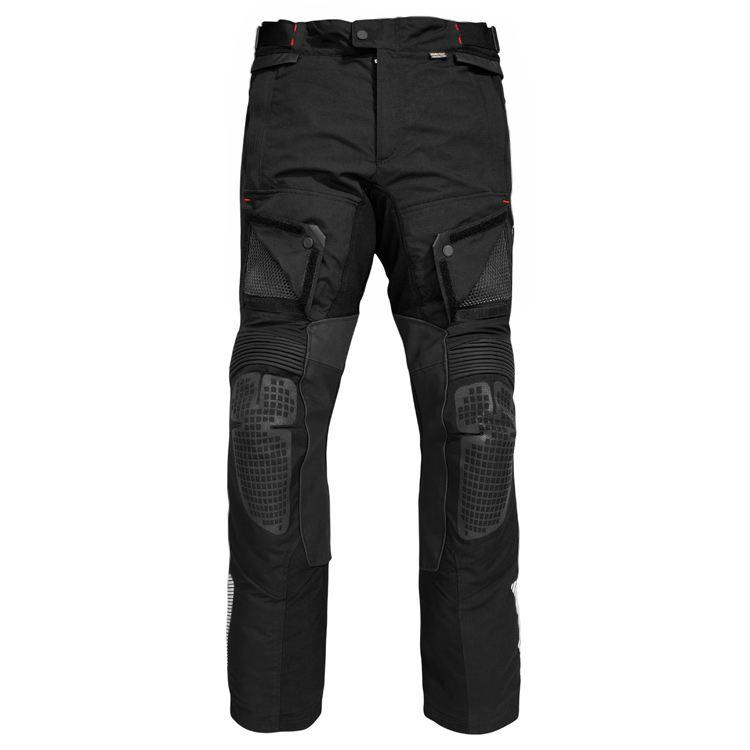 Pantaloni moto Donna Spidi FURIOUS LADY nero