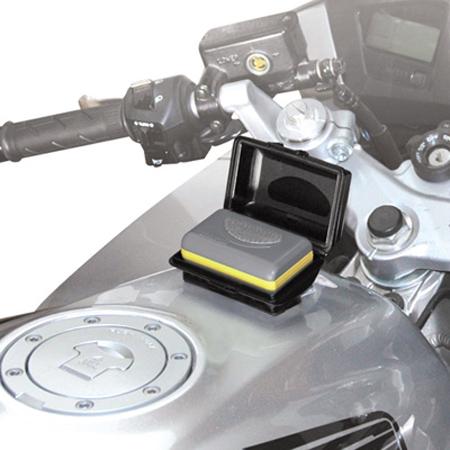 """Porta smartphone da moto universale 4,7"""" universale per manubri tubolari Cellular Line SM47"""