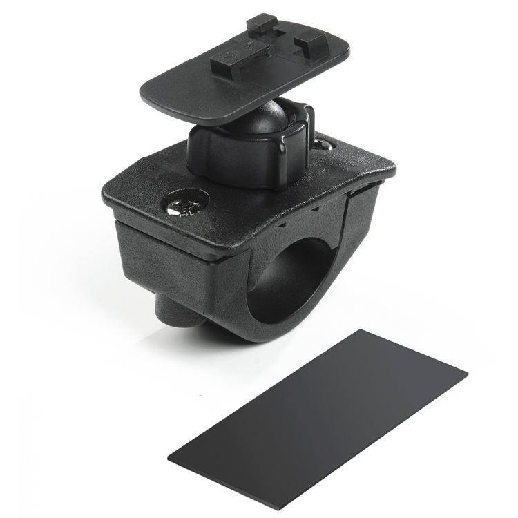 Porta IPhone 5 da moto per manubri tubolari S955B Givi