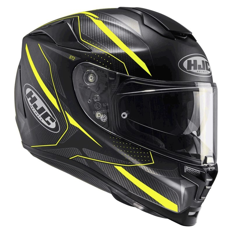 Casco integrale Shark SPARTAN CARBON SKIN 1.2 Nero