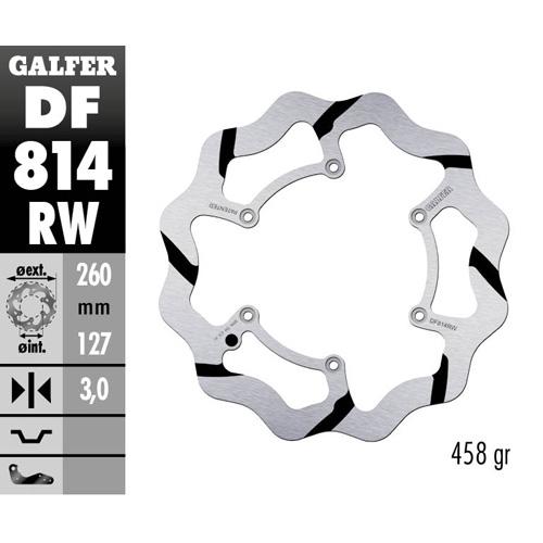 Pastiglie Galfer KTM  anteriori race