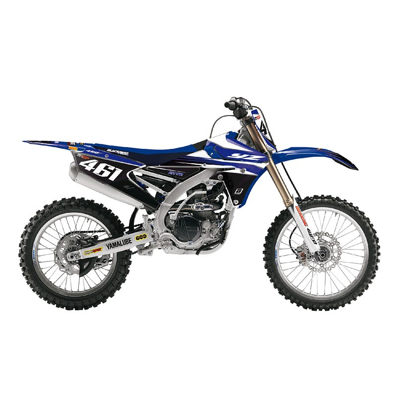 ADESIVI FORCELLONE YAMAHA YZ YZF WRF