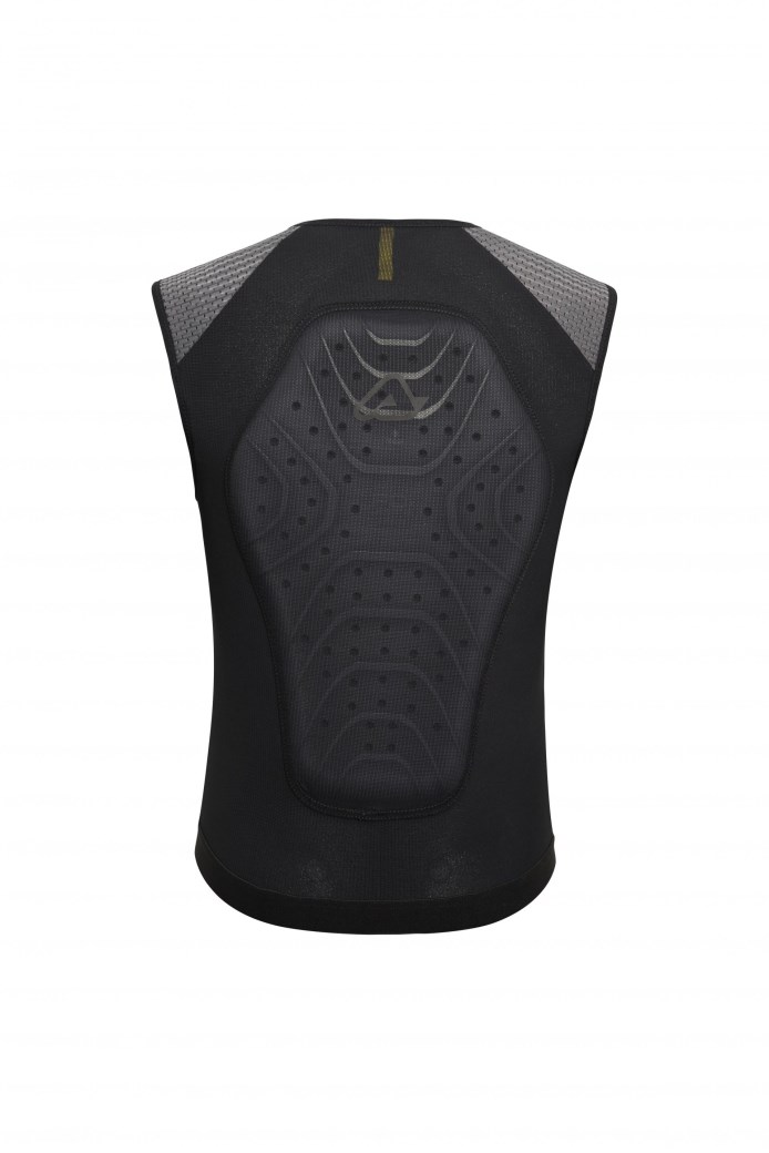 PEEWEE Chest Guard black