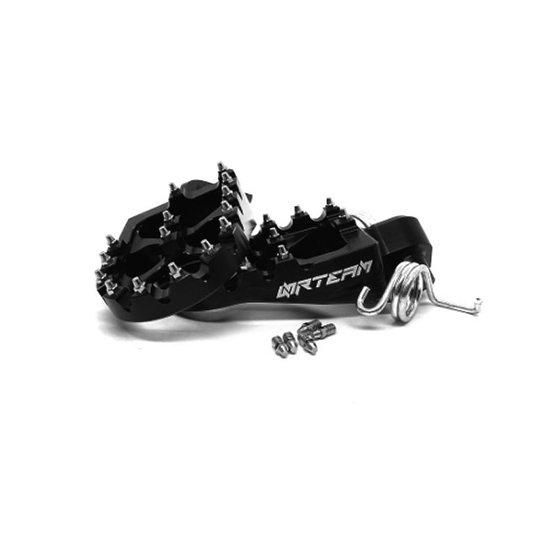 Coppia pedane in ergal NRT KTM EXC, SX, EXC-F e SX-F 3