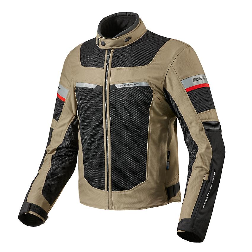 Giacca moto Rev'it TORNADO 2 ventilata (traforata) 1