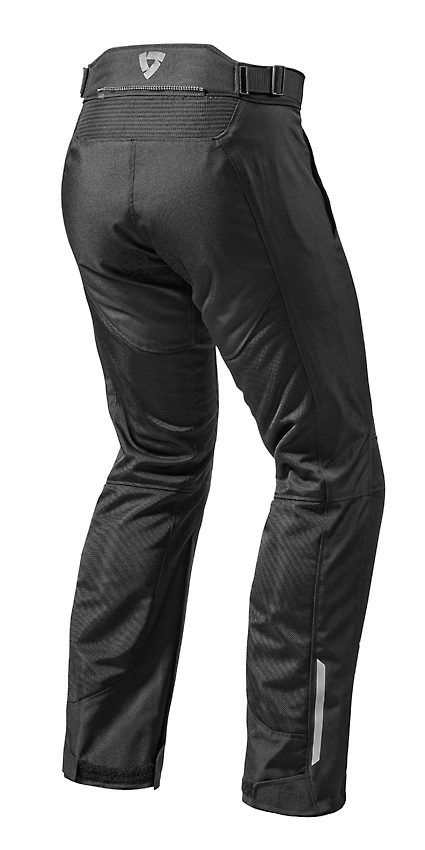 Pantaloni moto ventilati Rev'it AIRWAVE 2 nero 2