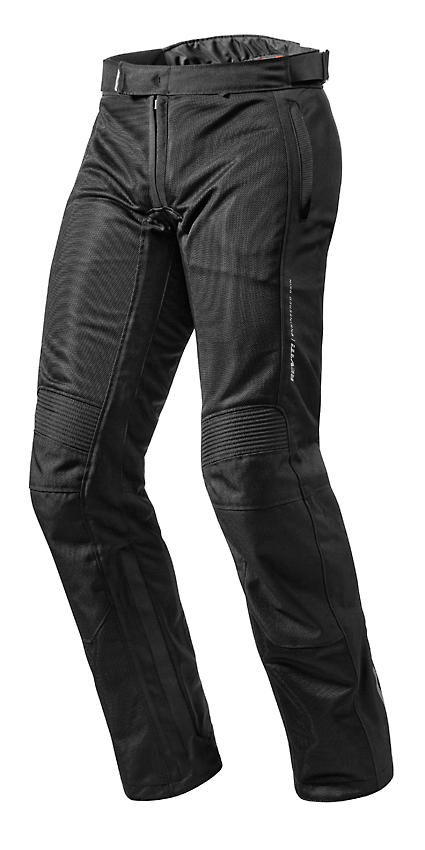 Pantaloni moto ventilati Rev'it AIRWAVE 2 nero 1