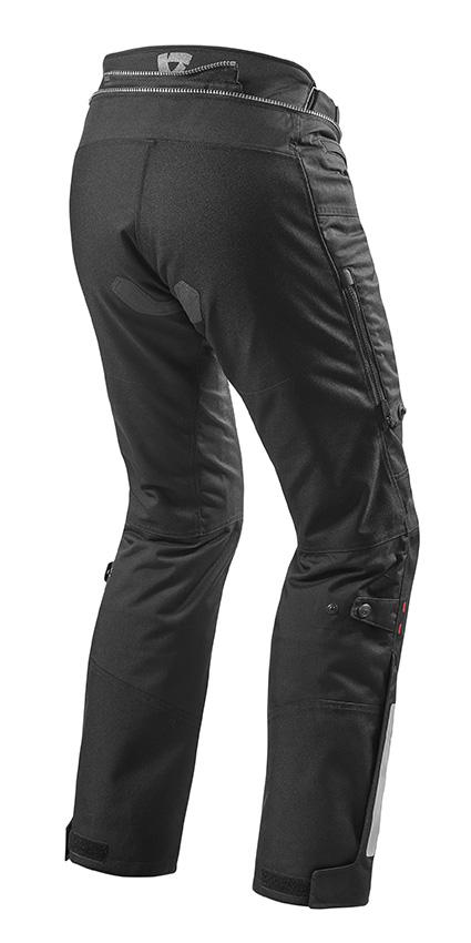 Pantaloni moto laminati Rev'it HORIZON 2 Nero 2