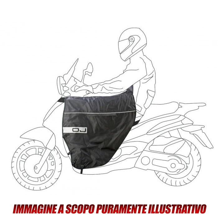 Coprigambe per scooter OJ Pro Leg per YAMAHA tutti i modelli