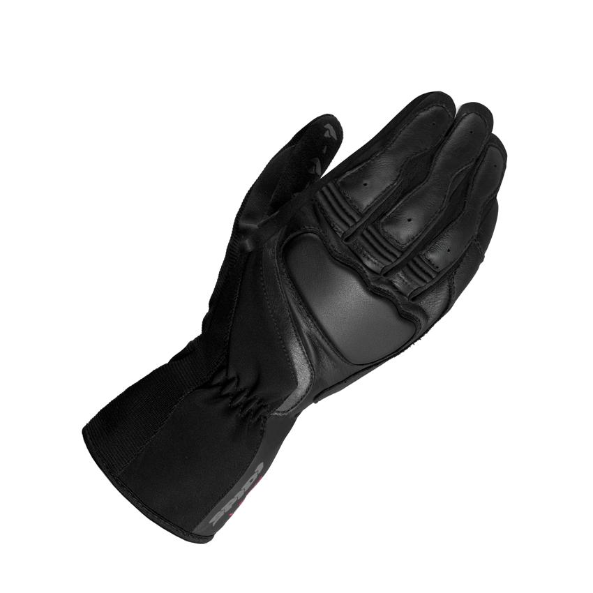 Guanti moto pelle con protezioni Spidi X4 COUPE ROSSO
