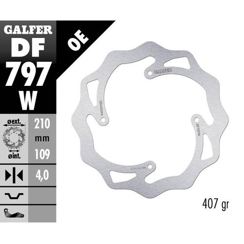Pastiglie Galfer KTM  anteriori standard