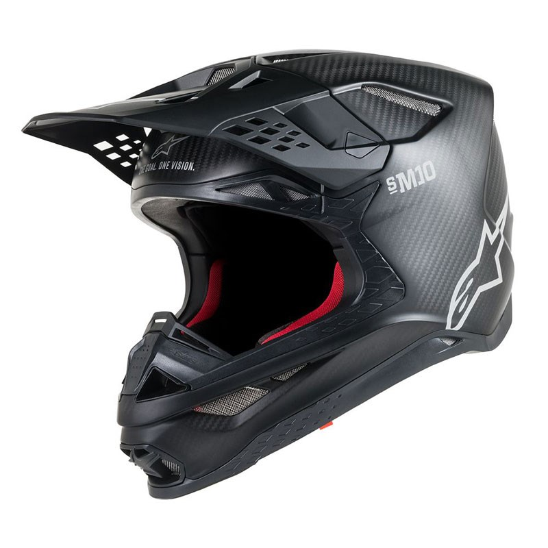 Casco cross enduro Acerbis PROFILE 4 Giallo Nero